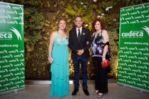 Ana I Gonzalez, Juan Manuel Nieblas y Marisa Martin