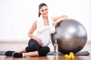 Pilates, embarazo