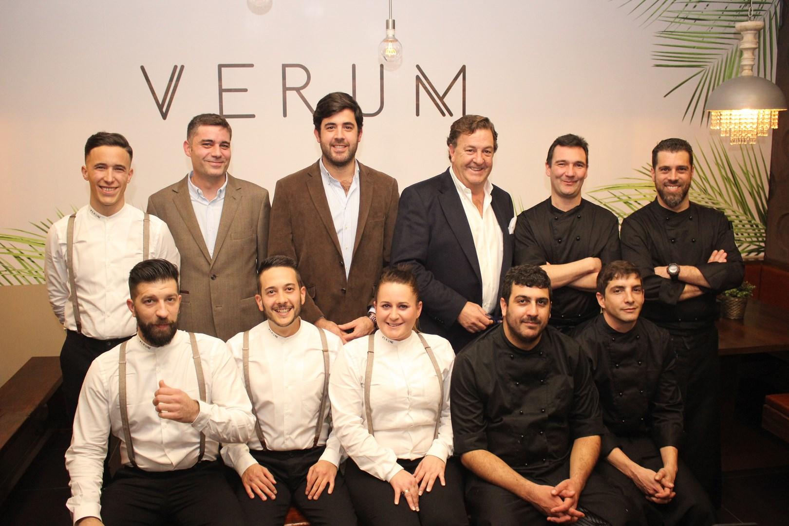 2 Equipo de Restaurante Verum