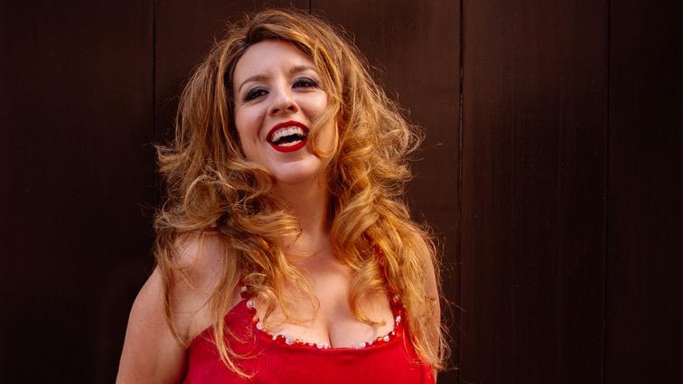 Berna Perles Rojo