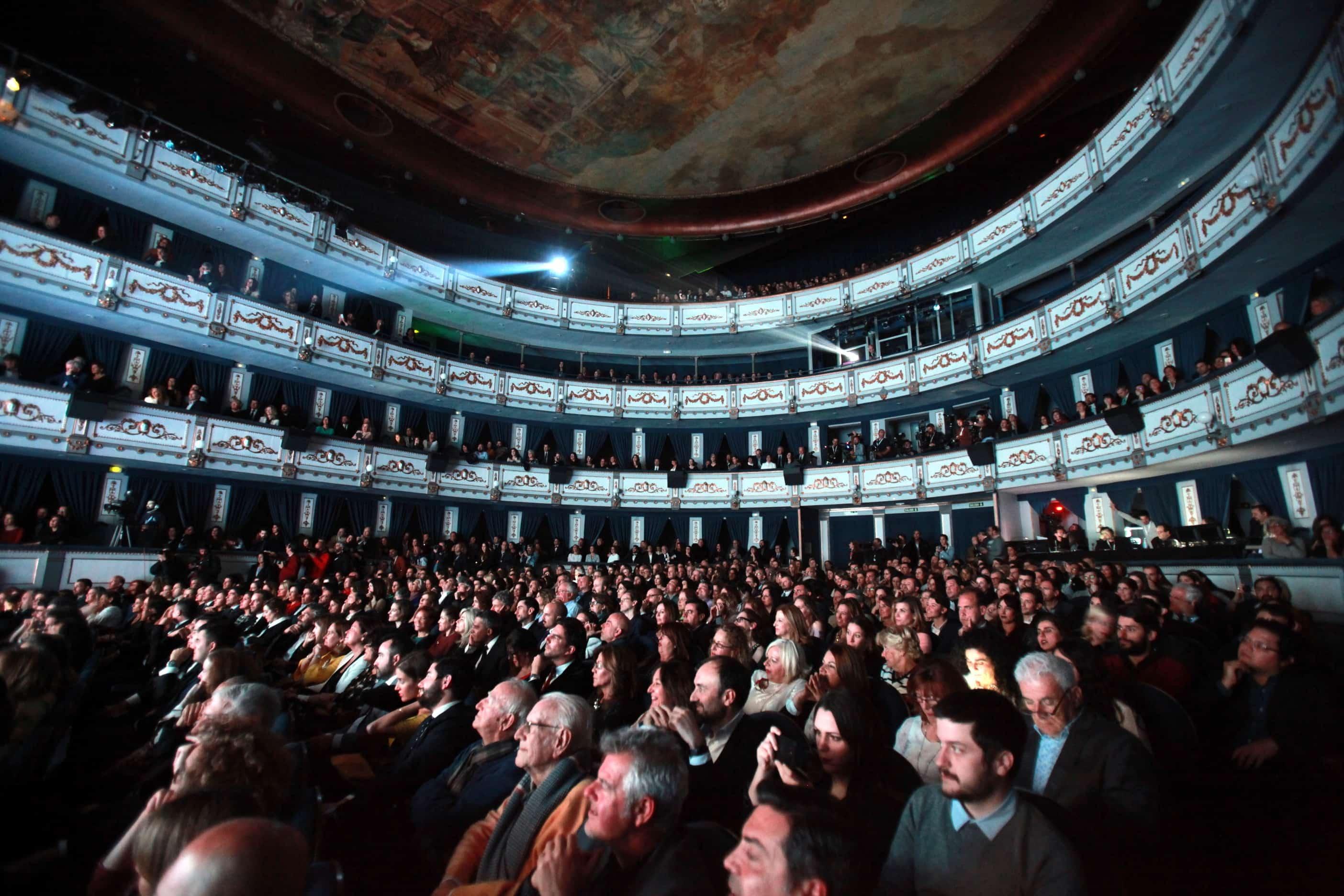 teatro Cervantes de Malaga