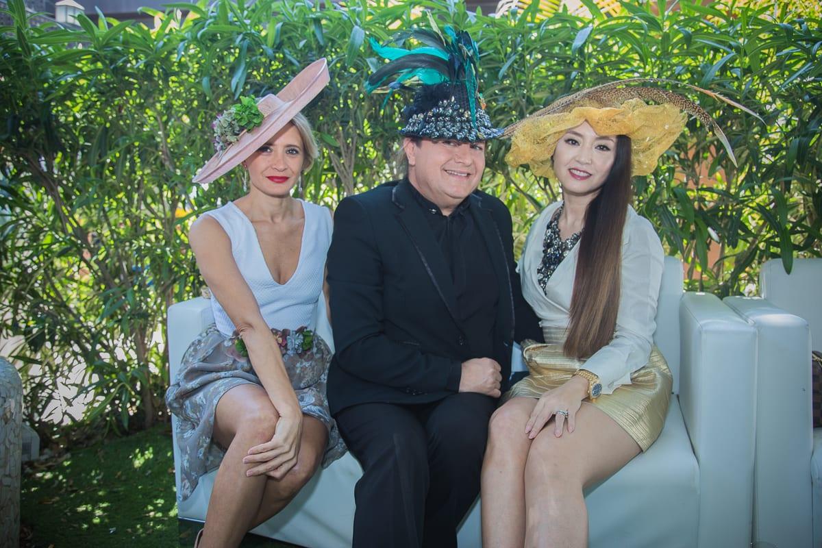 Fiesta de las pamelas y sombreros