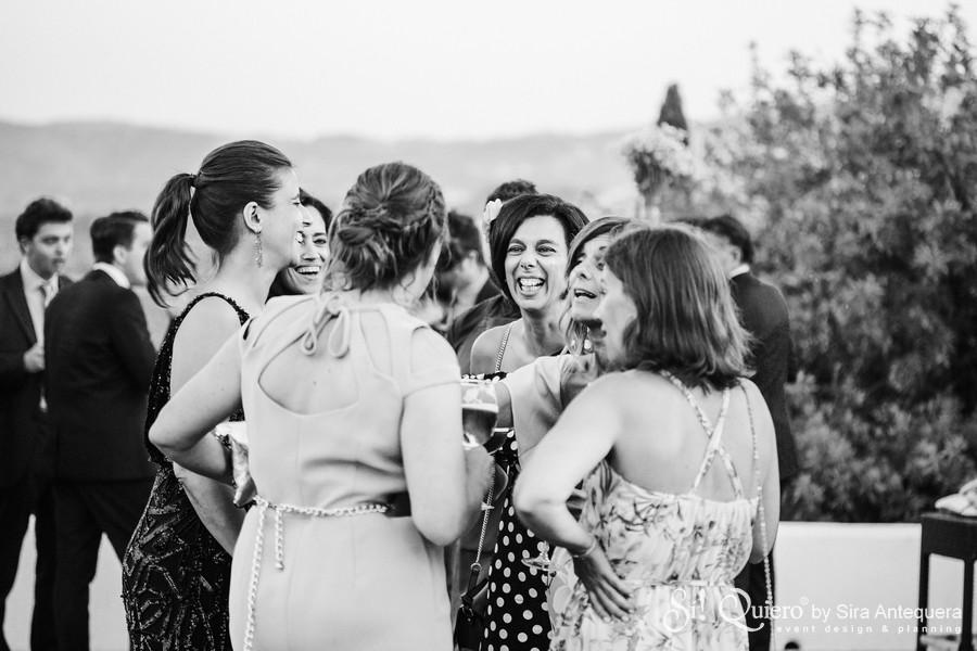 El grupo de Pamplona con mis amigas gallegas Teresa y Cristina