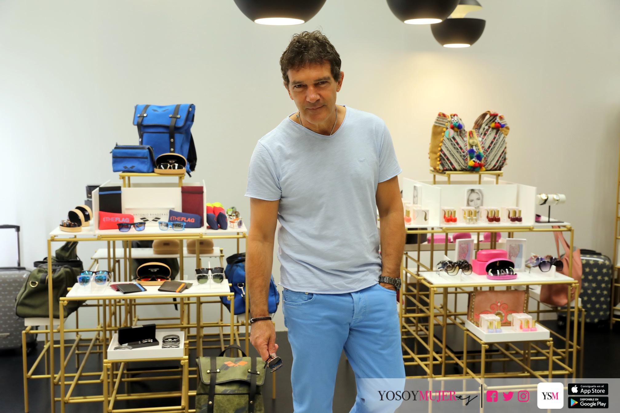 Antonio Banderas Starlite Shop