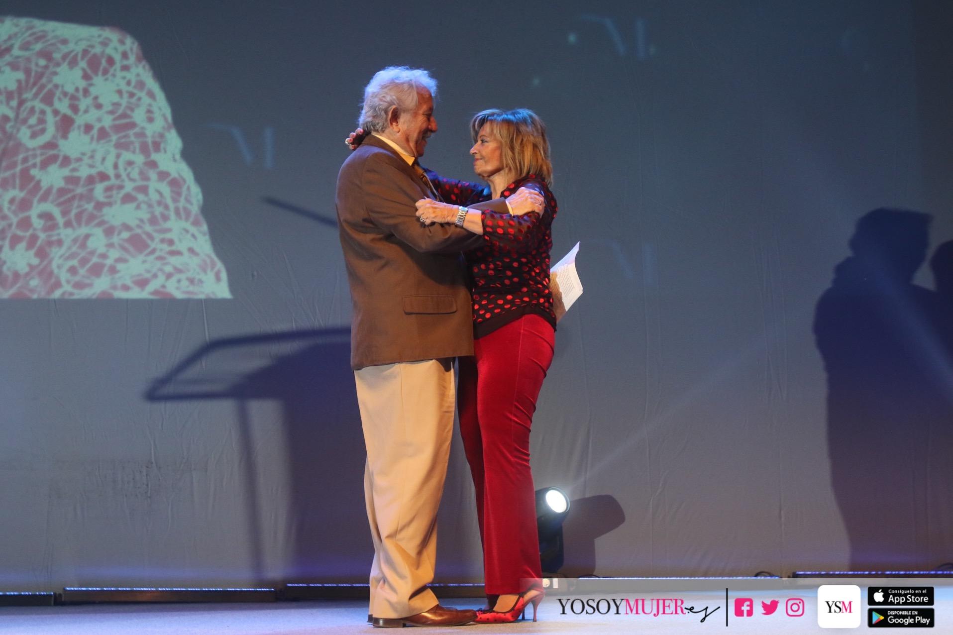 María Teresa Campos y Dani Rovira