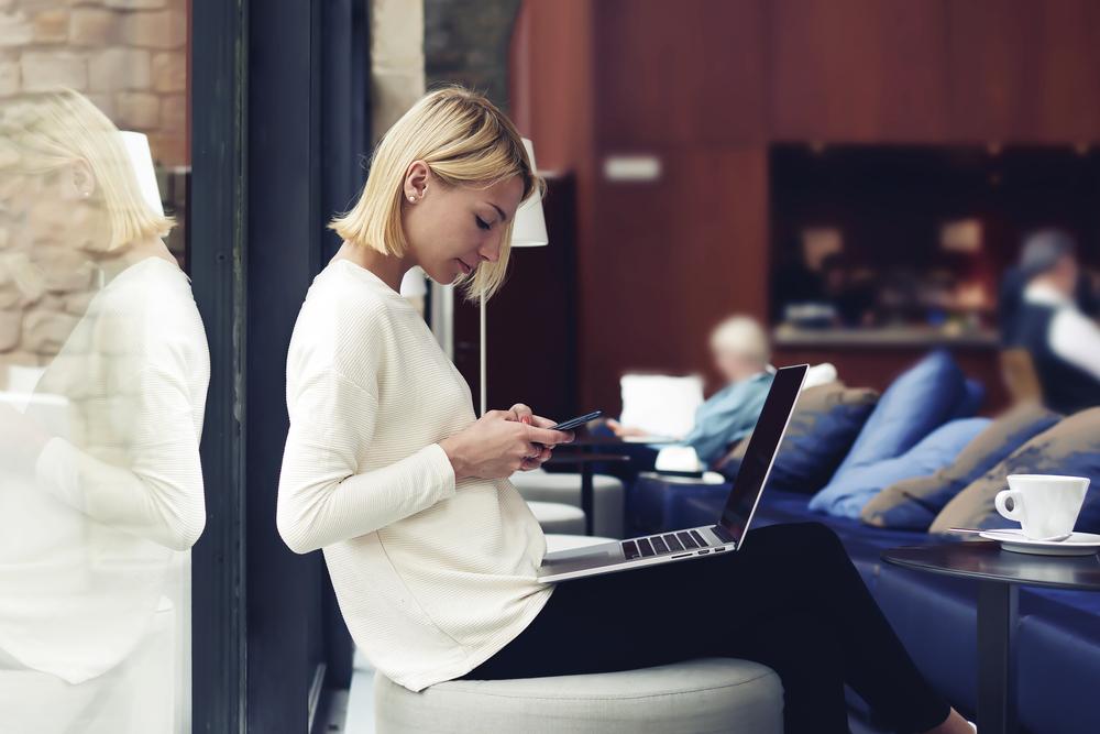 Publicidad en Redes Sociales - Yo Soy Mujer-Cafeteria