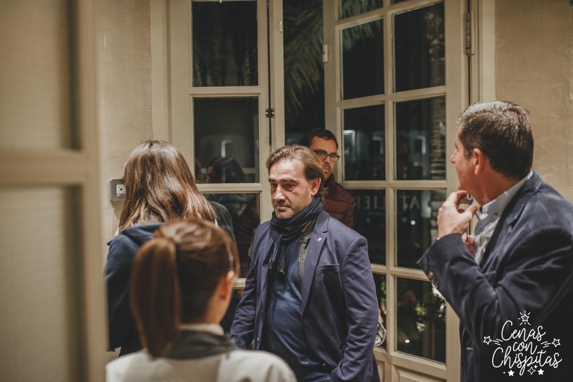 Cena con Chispitas- Juande Serrano-Atelier Dani García-28