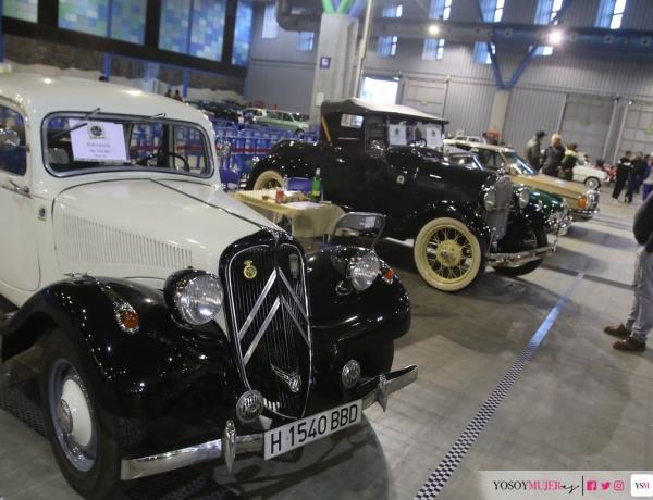 Salón auto retro Málaga