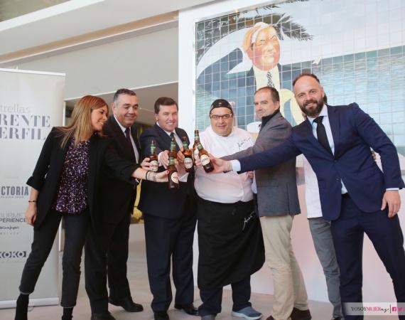 """""""Estrellas de Frente y Perfil"""" conAndrea Tumbarello- Cerveza Victoria-51"""