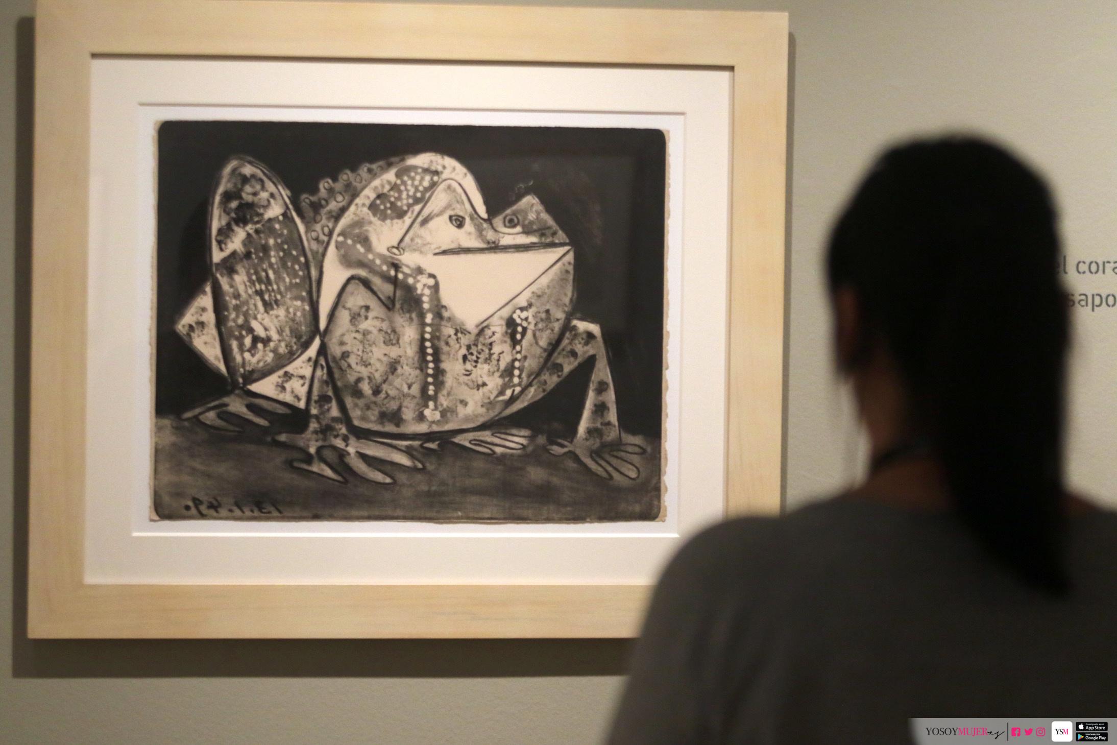 El bestiario de Picasso