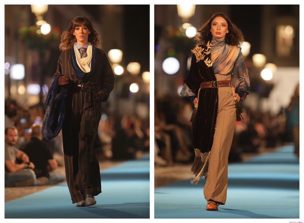 574baadda Los diseñadores pisaron fuerte sobre la alfombra azul de Larios - YO ...