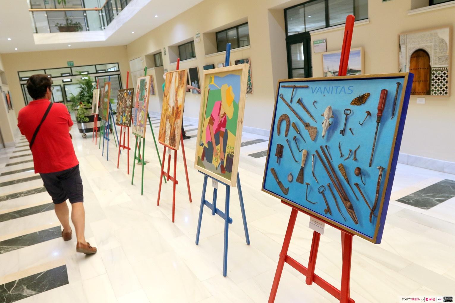 Concurso de Pintura Evaristo Guerra