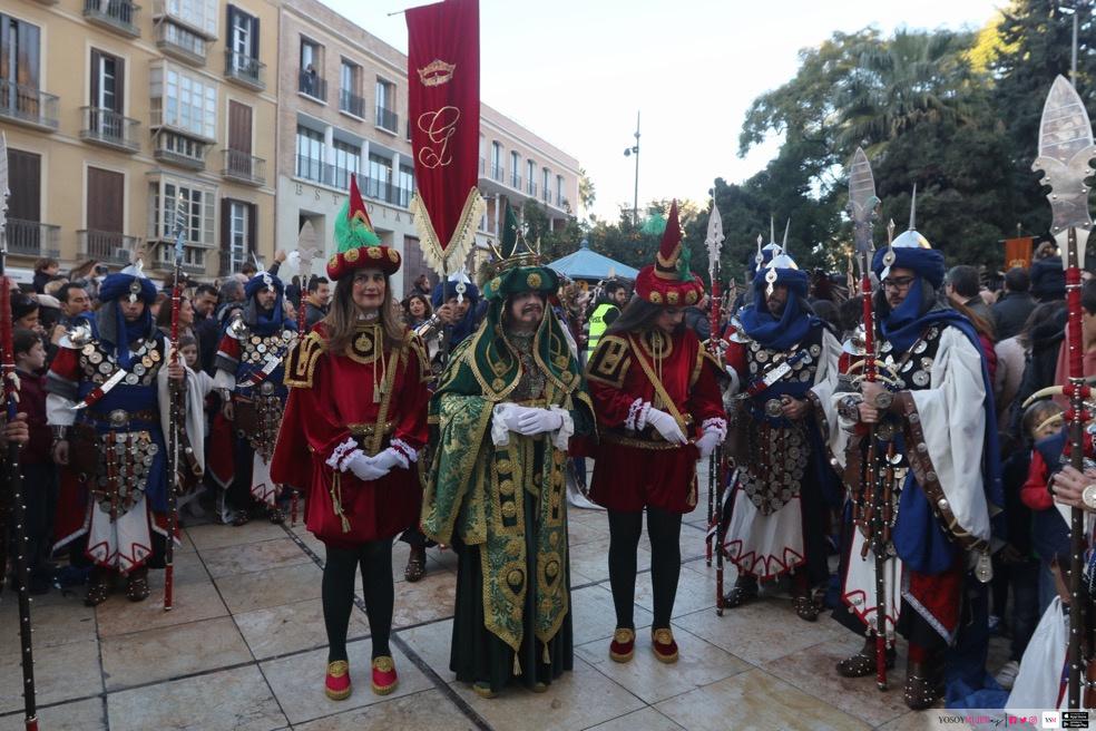 Cabalgata de Málaga