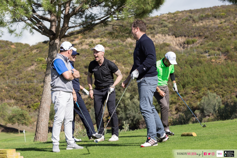 Global Gift & Ronan Keating Golf