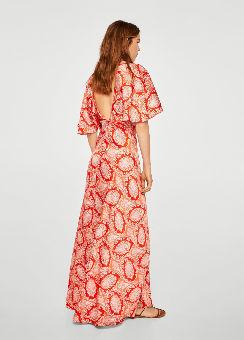 Vestido de mango outlet