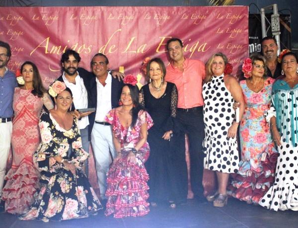 Caseta La Espiga Feria de Málaga