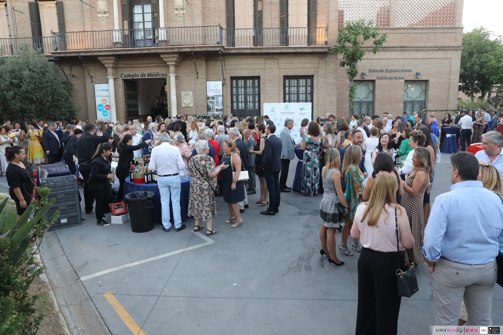 cena solidaria de Bisturí Solidario
