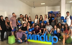 WindUp School Cursos de Verano