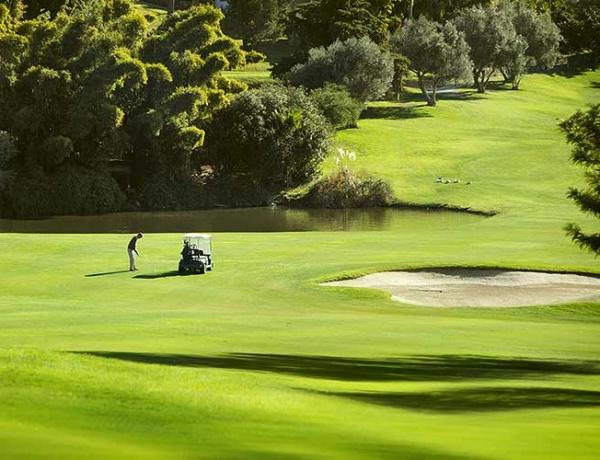 torneo benéfico de golf en Marbella