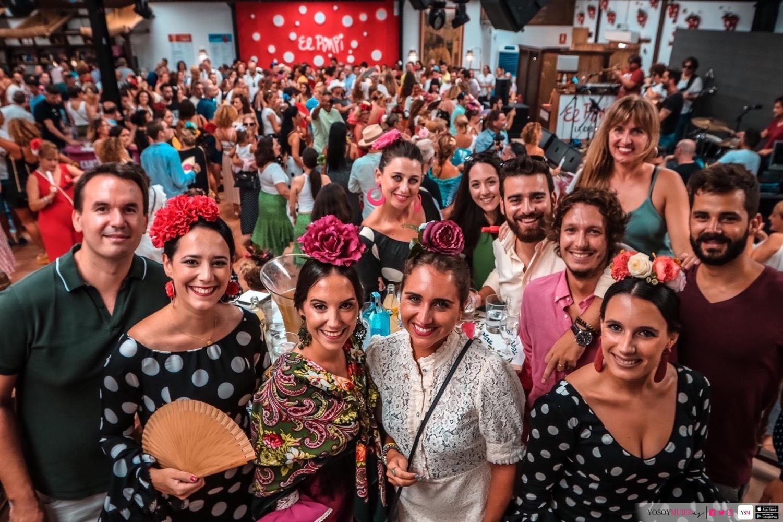 Feria de Málaga Cervezas Victoria