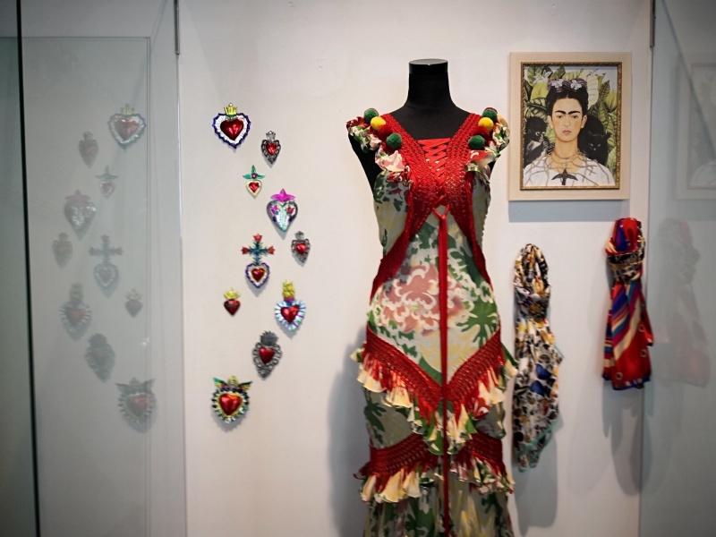 Frida Khalo, Museo Automovilístico y de la Moda