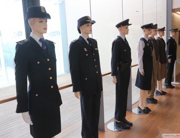 Exposición Policía Nacional