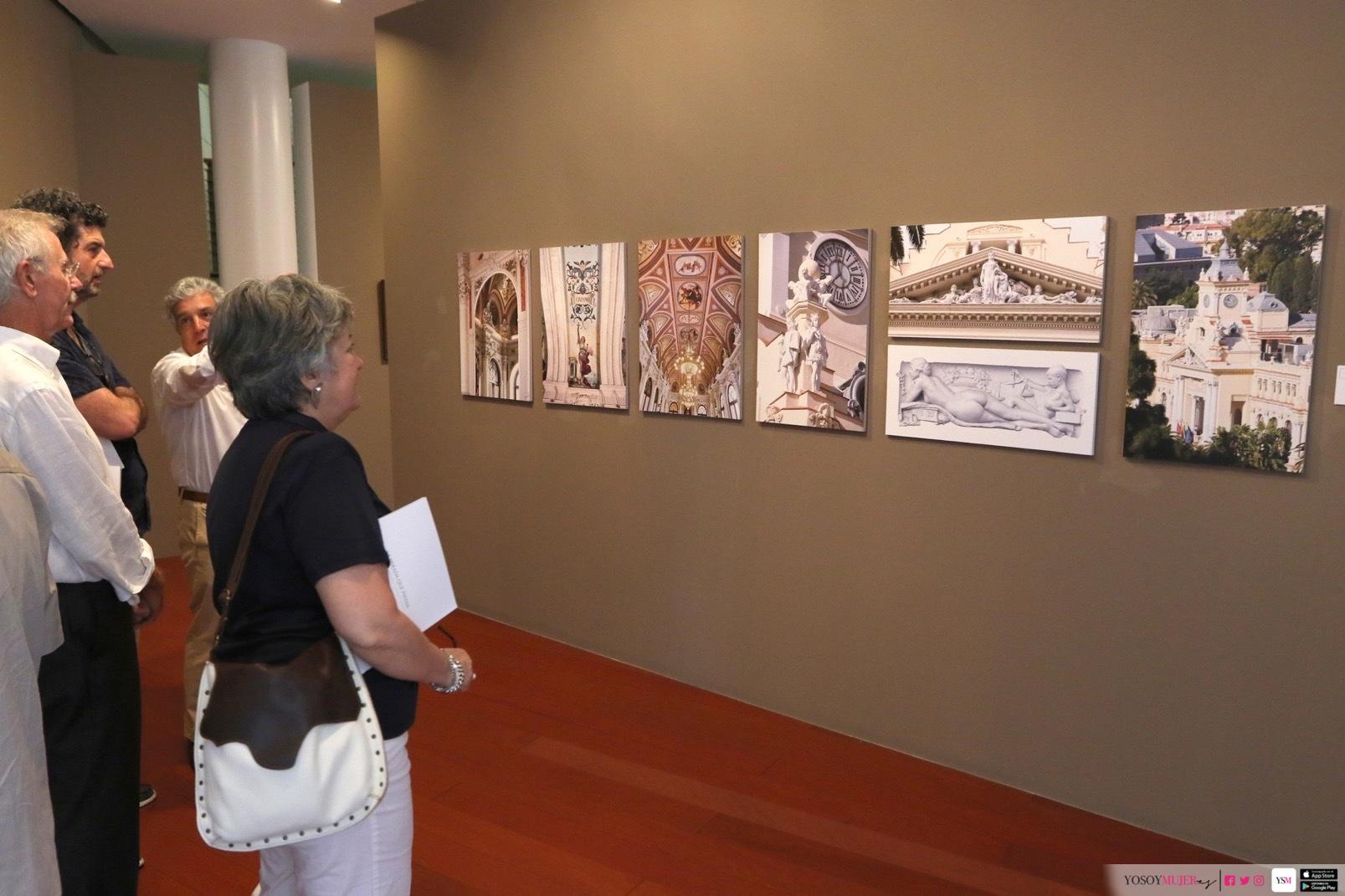Exposición Ayuntamiento de Málaga en el MUPAM
