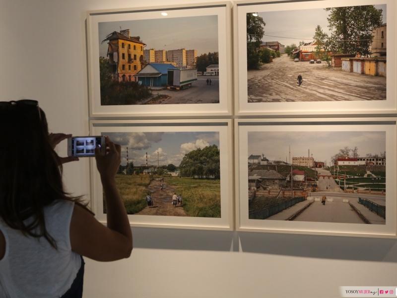exposición museo ruso