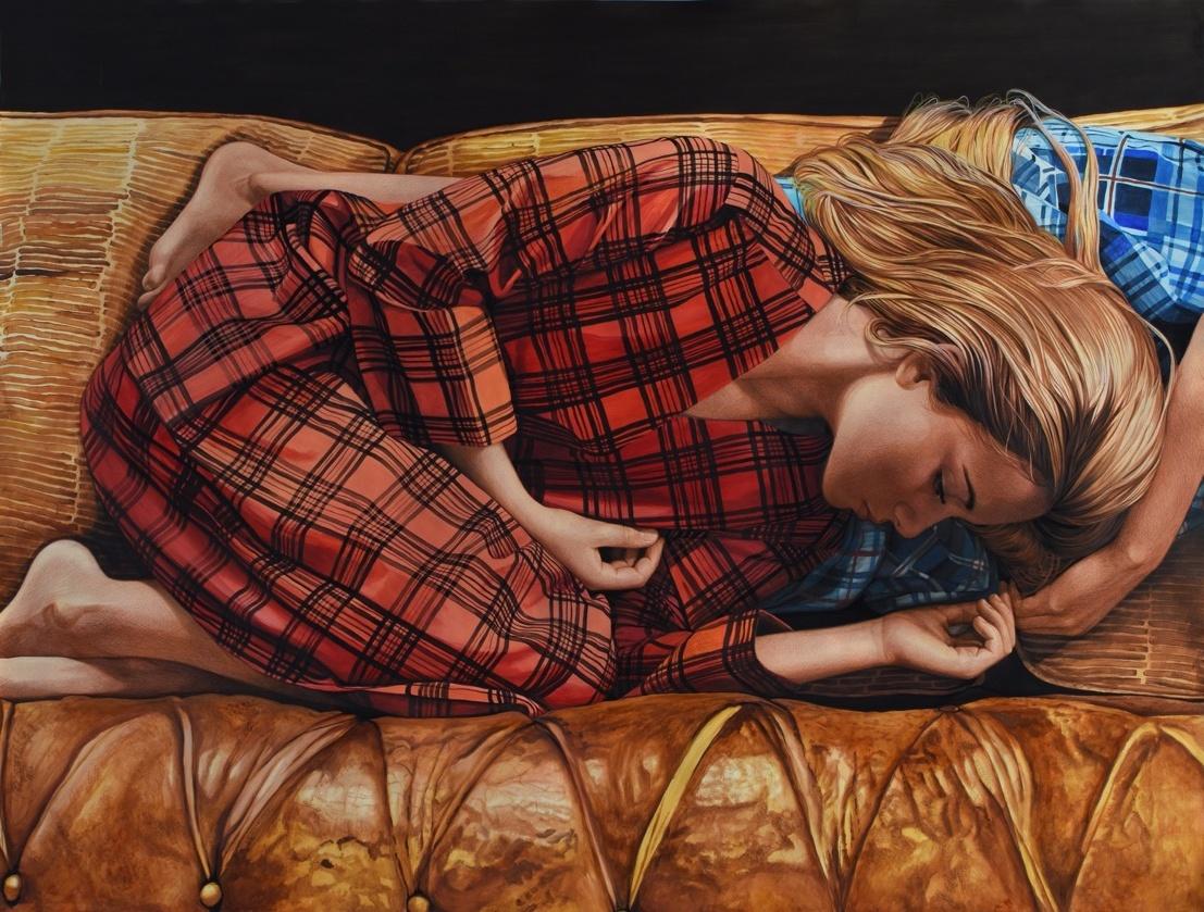 exposición las bellas durmientes