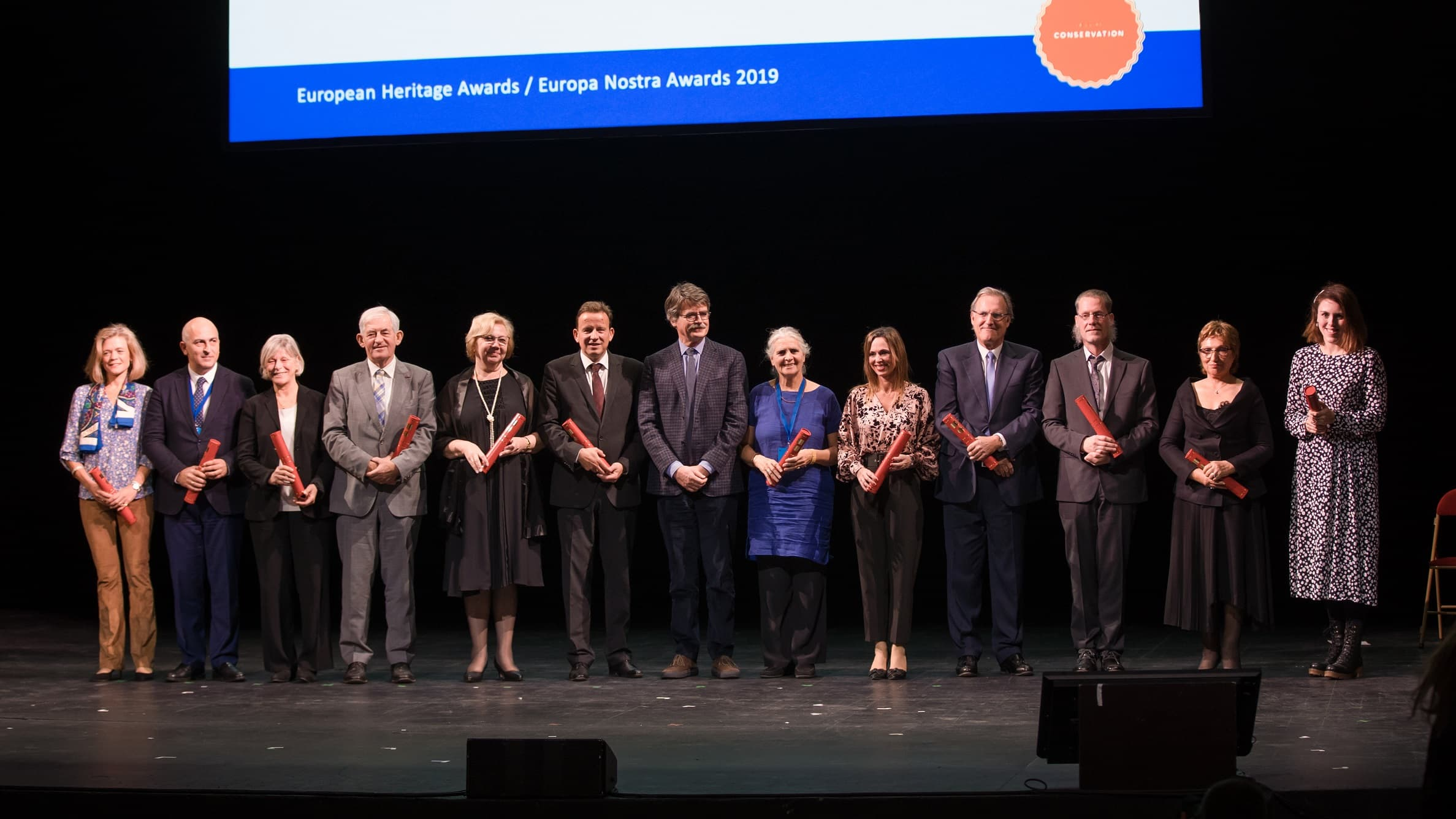 premios europa nostra 2019