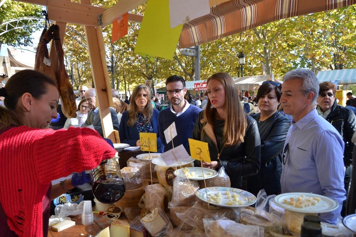 Feria del Jamón de Campillos